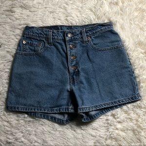 Vintage, Levi's Buttonfly Shorts, 5
